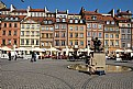 Picture Title - Warsaw - Old Town Square