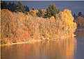 Picture Title - Fall on Willamette River
