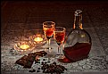 Picture Title - Coffee beans and cognac