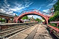 Picture Title - Train station