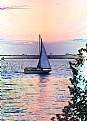 Picture Title - Sailboat layers