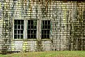 Picture Title - Windows on Weathered Building
