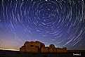Picture Title - star trails