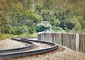 Picture Title - Curved rails