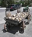 Picture Title - Melon Wagon