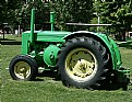 Picture Title - Green Tractor