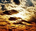 Picture Title - Clouds Salute Sun