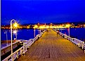 Picture Title - **Pier By Night**