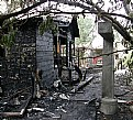 Picture Title - Burnt House