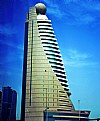 Picture Title - Building & Blue Sky