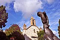 Picture Title - Church & Sculputure