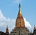 Picture Title - Blue Sky & Temple