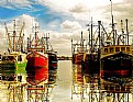 Picture Title - fishing fleet