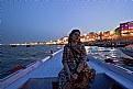 Picture Title - Varanasi Blue Hour