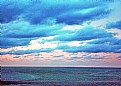 Picture Title - Ocean & Clouds