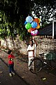 Picture Title - the balloon seller