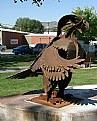 Picture Title - Eagle Statue