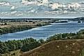 Picture Title - Oka river. Russia.