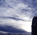 Picture Title - Clouds & Silhuettes