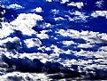 Picture Title - Blue & Clouds