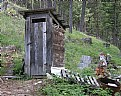 Picture Title - Outhouse