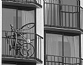 Picture Title - Bike on Balcony