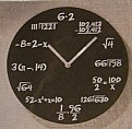 Picture Title - Math Clock