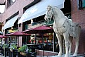 Picture Title - Chang's with Horse Statue