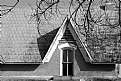 Picture Title - Gabled Window