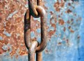 Picture Title - Rusty Chain