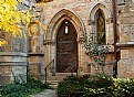 Picture Title - Gothic Entry