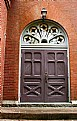 Picture Title - Church Door
