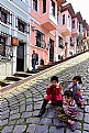 Picture Title - Stairs to the street