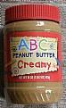 Picture Title - ABC Peanut Butter