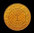 Picture Title - Highway Token 1961-1973