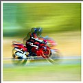 Picture Title - **Hot Speed  II**