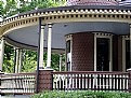 Picture Title - Brown House Porch