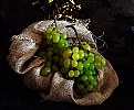 Picture Title - white grapes-uva vittoria