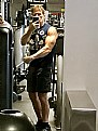 Picture Title - At Gold's Gym
