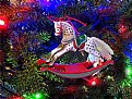 Picture Title - Rocking Horse ornament