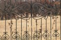 Picture Title - Iron Gate Detail