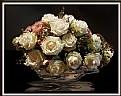 Picture Title - Romantic flower bouquet full of dreams