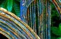 rainbow chaise