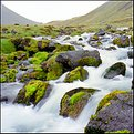 Picture Title - small river near Anarstapi, Iceland